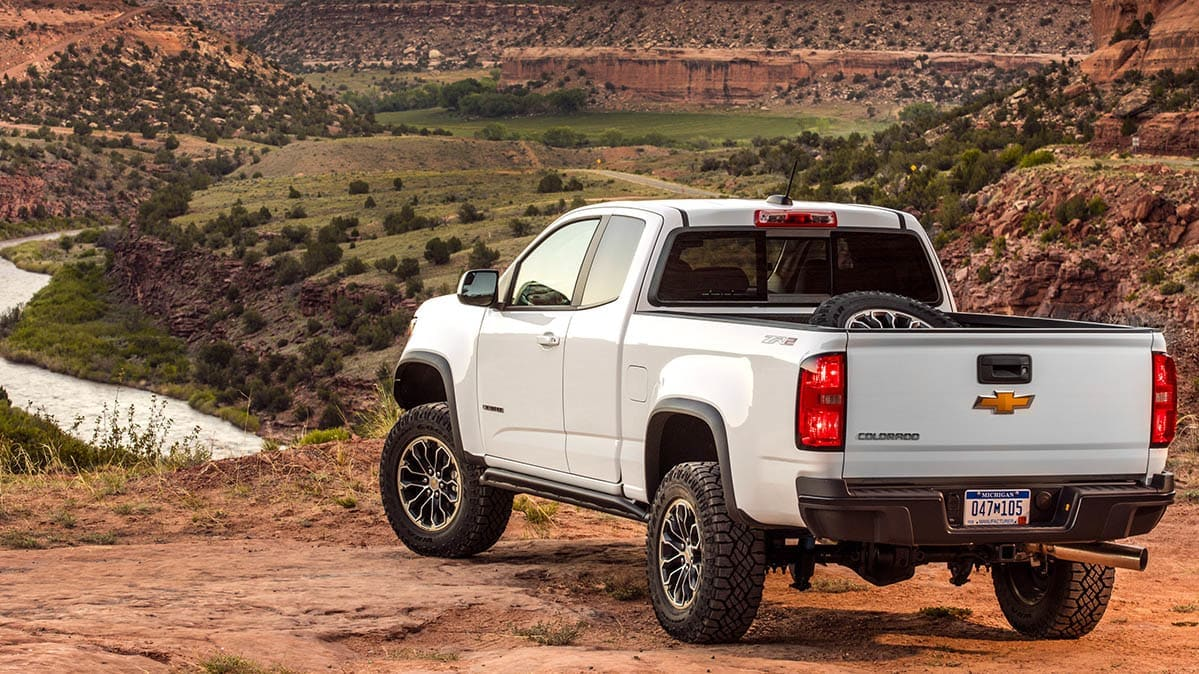 Least reliable cars: Chevrolet Colorado
