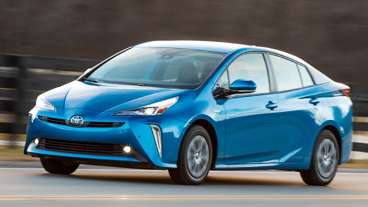 Most Reliable Cars includes Toyota Prius