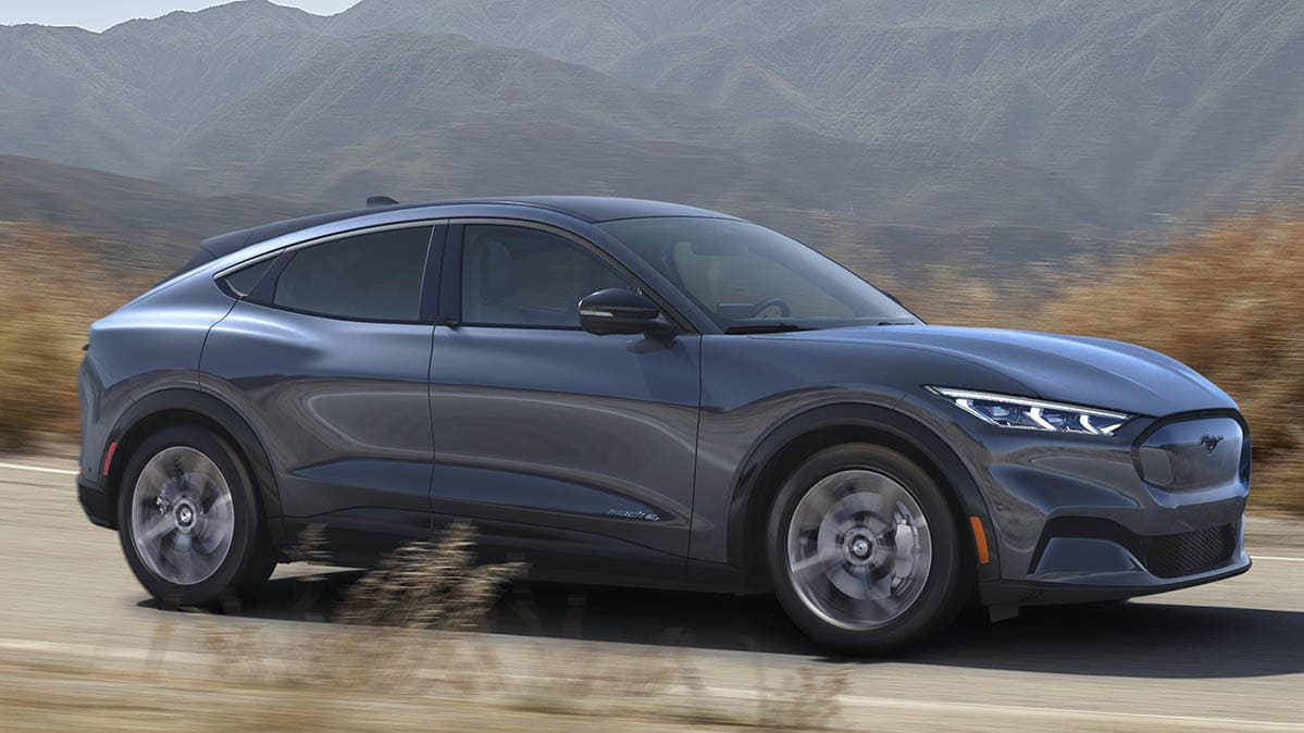2021 Ford Mustang Electric Suv
