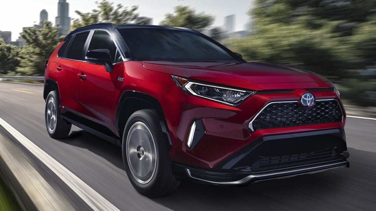 2021 Toyota RAV4 Prime Extends Plug-In Electrification Beyond the Prius
