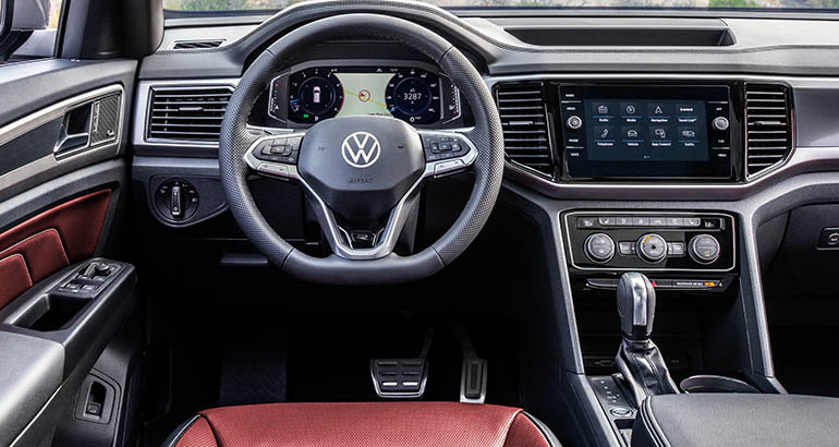 Vw S New Atlas Cross Sport Suv Preview Consumer Reports