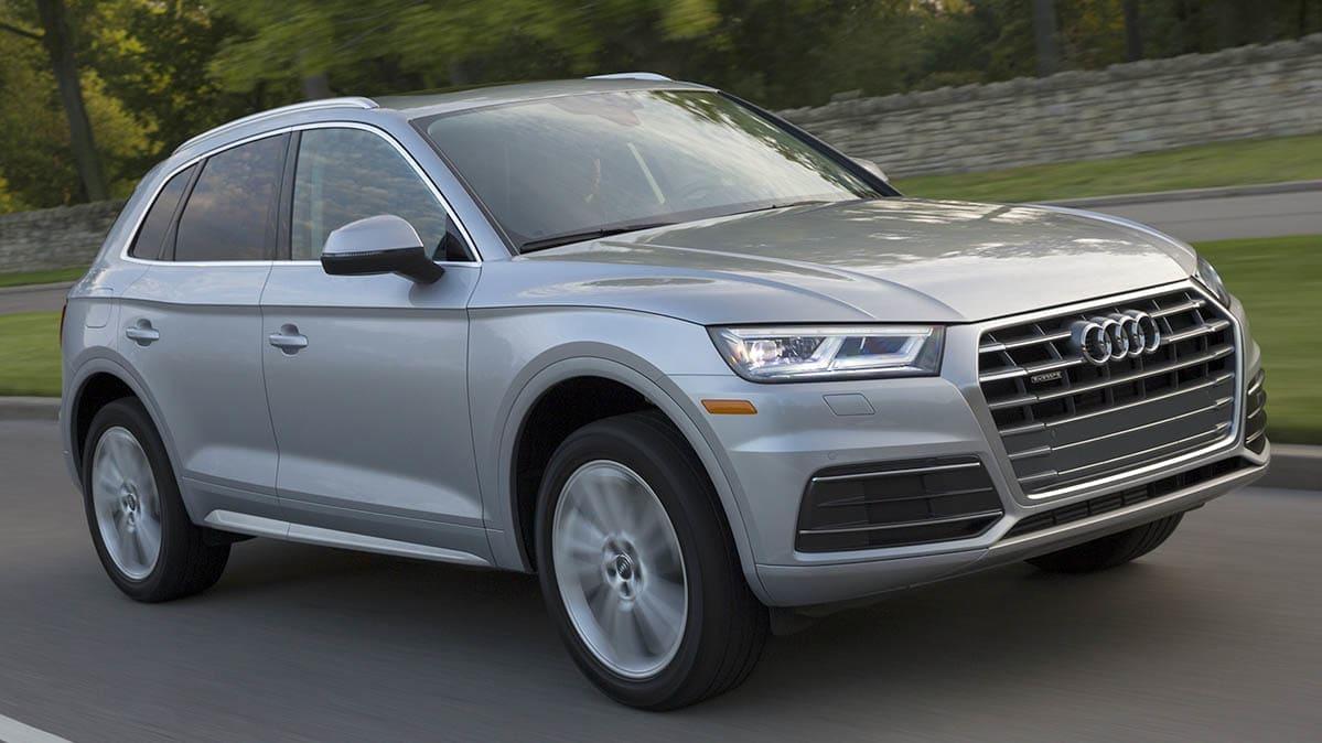 Audi Q5 SUVs Recalled Because Trim Piece May Loosen