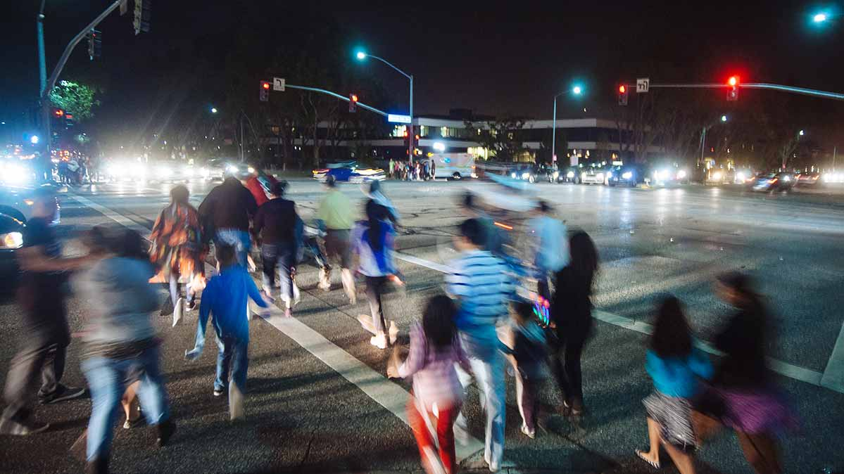 AAA Says Pedestrian Detection Systems Are