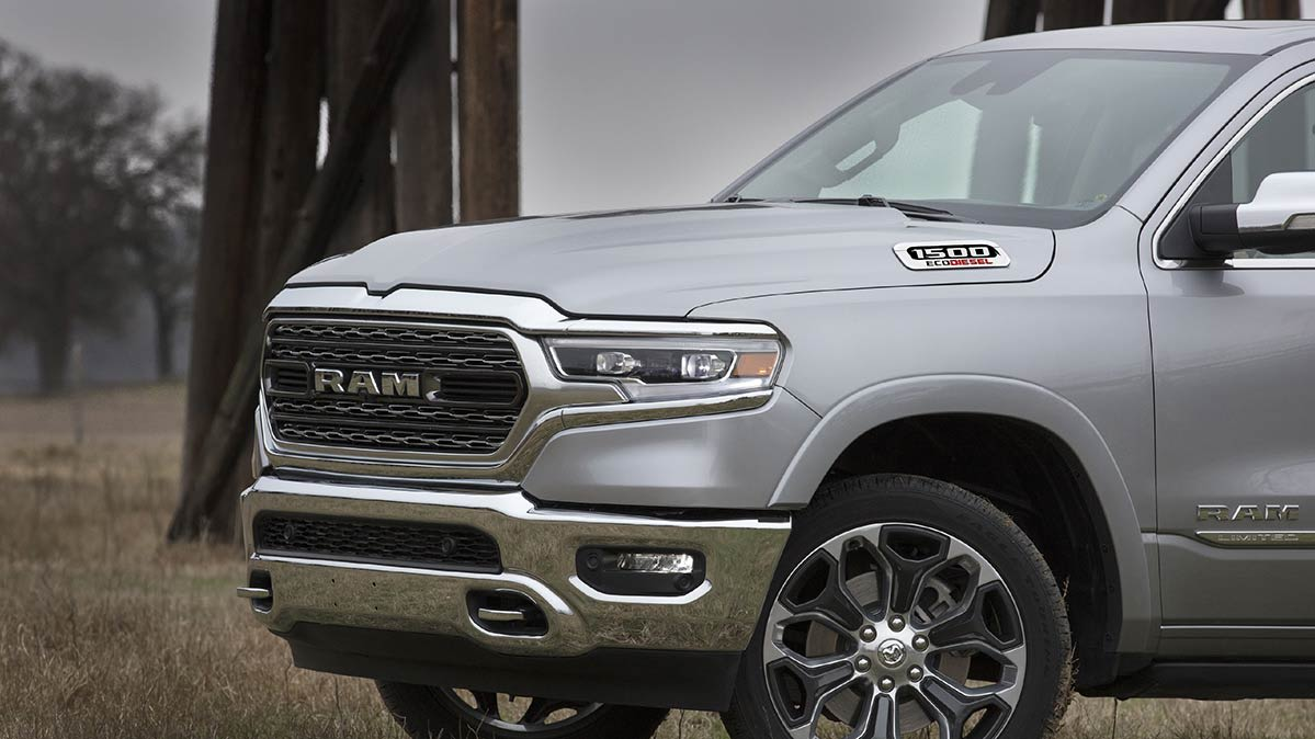 Ram recall of diesel pickup trucks