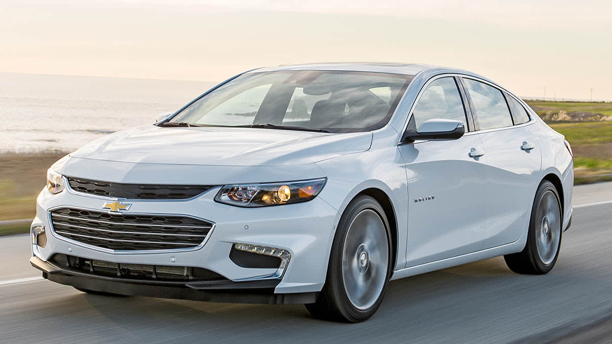 Chevrolet Malibu Recalled For Engine Problems Consumer Reports