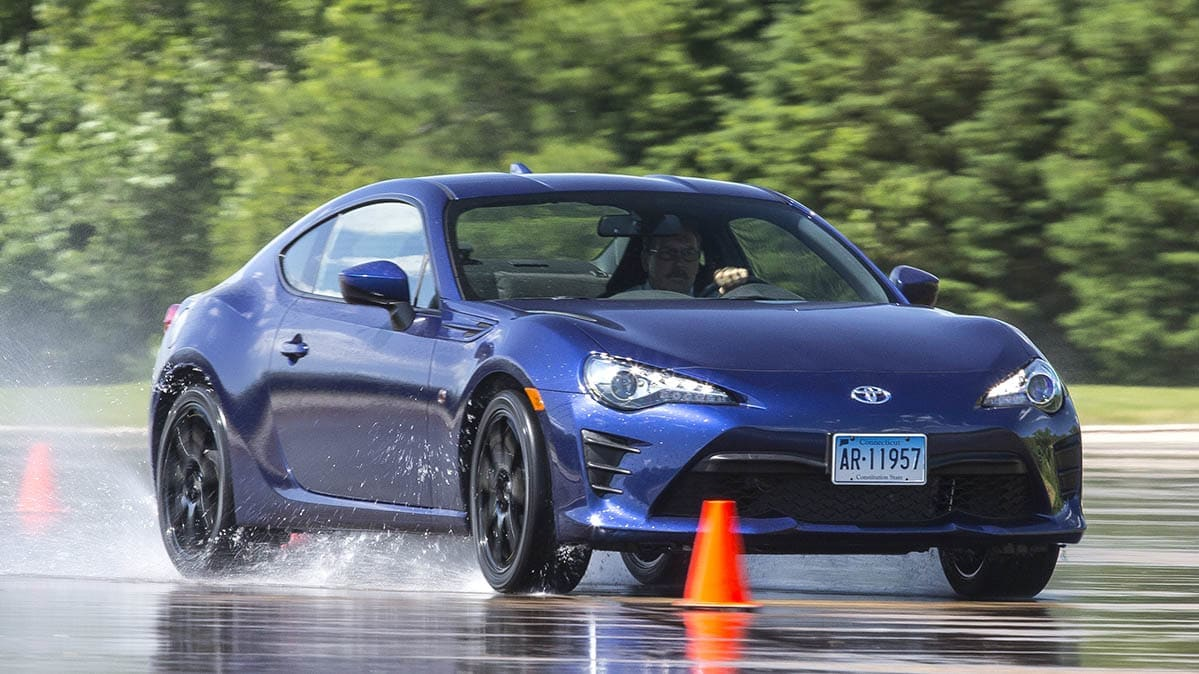 Consumer Reports testing reveals the best performance tires