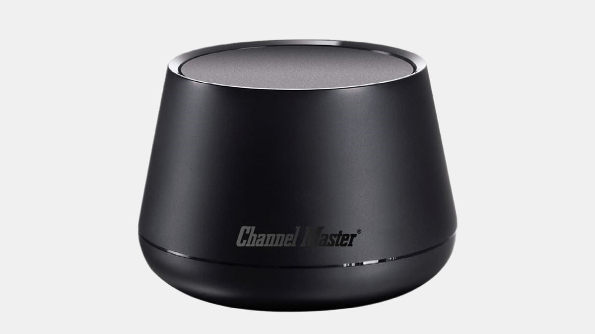 Photo of the ChannelMaster Stream+.