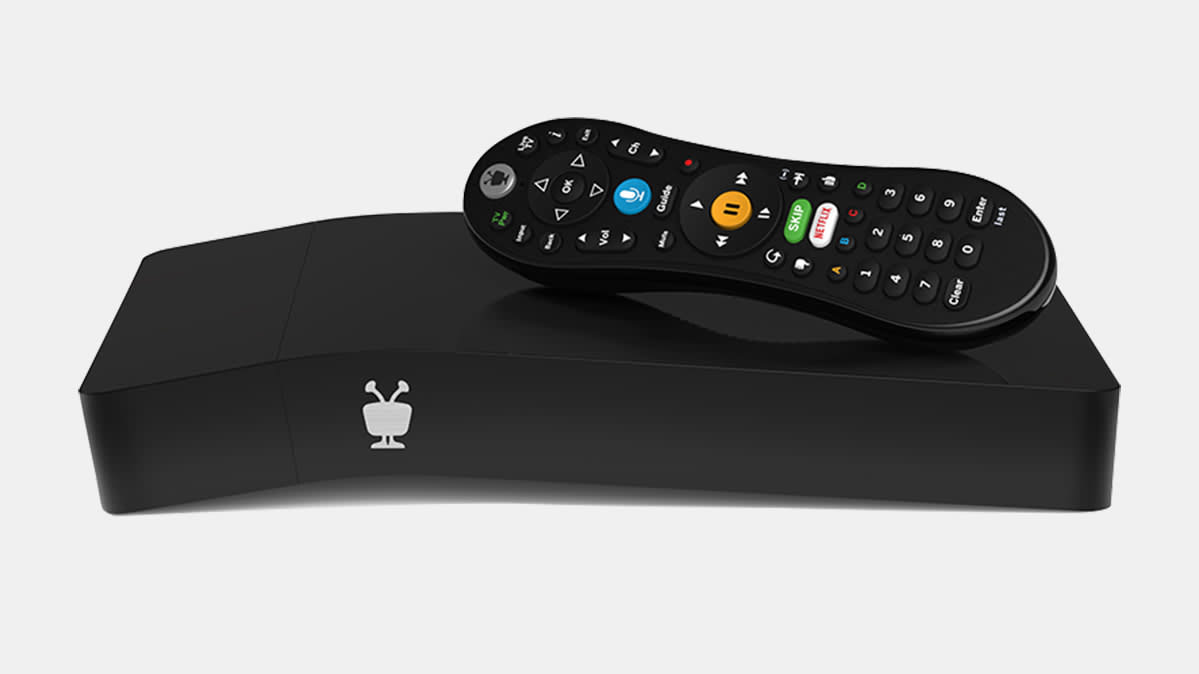 Photo of the Tivo Bolt OTA DVR.