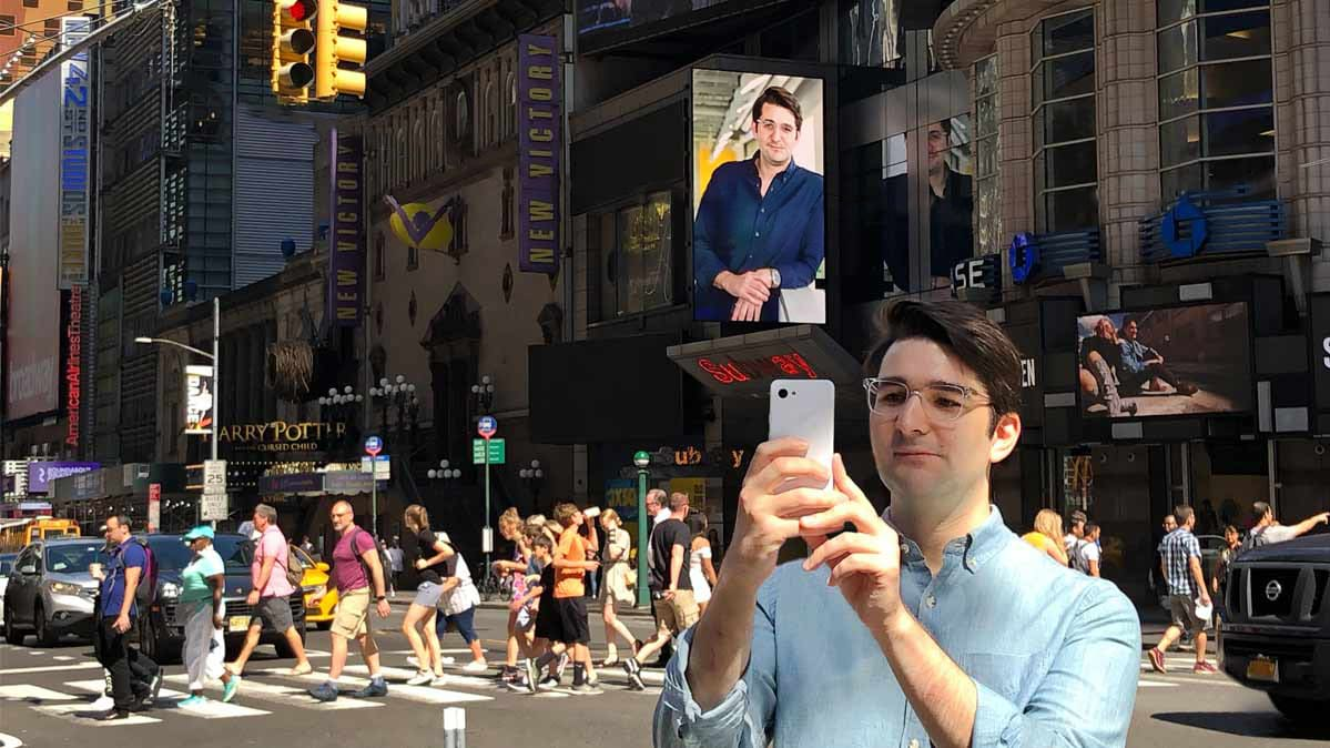 Digital Billboards Are Tracking You. And They Really, Really Want You to See Their Ads.