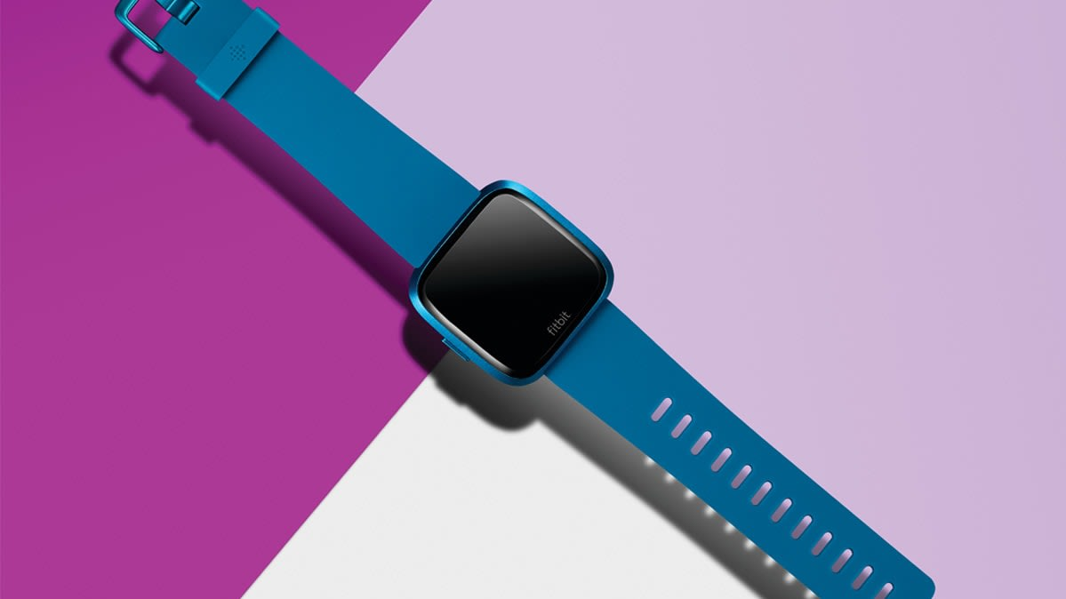 First Look: Fitbit Versa Lite - Consumer Reports