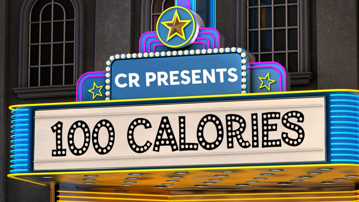What 100 Calories Of Movie Theater Candy Looks Like Consumer Reports