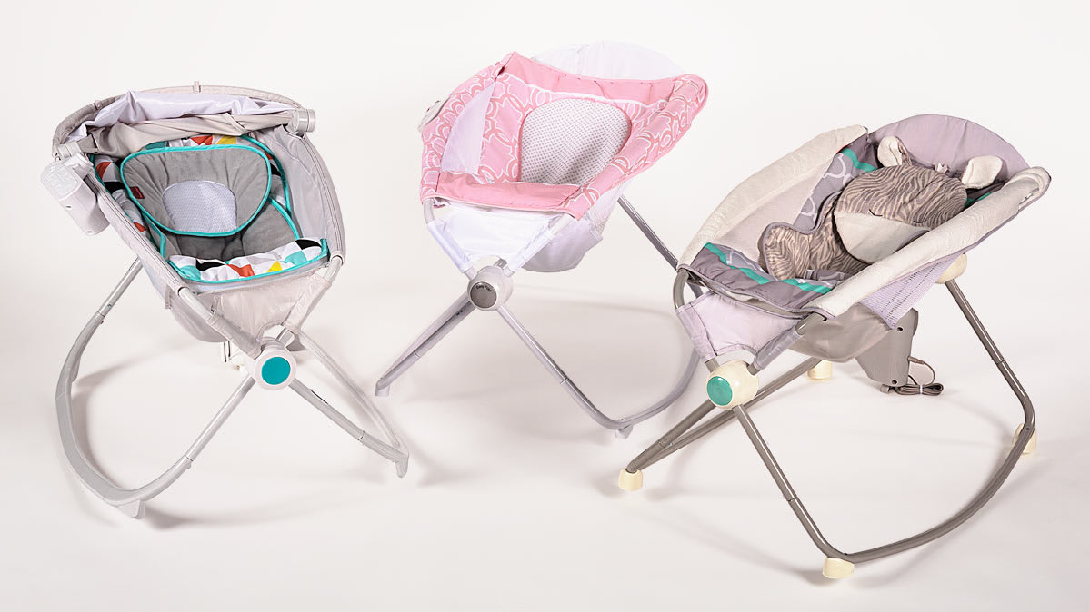 Fisher-Price has recalled all 4.7 million of its Rock 'n Play Sleepers