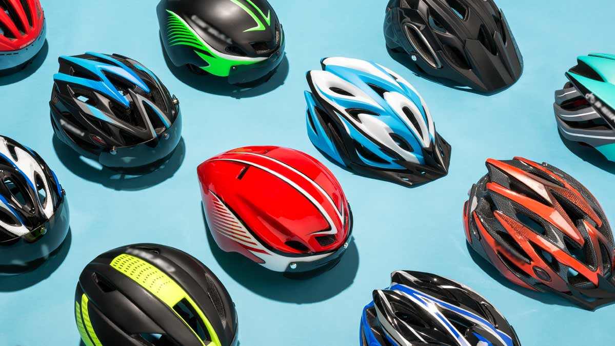 Bike helmets that don't meet CPSC safety standards