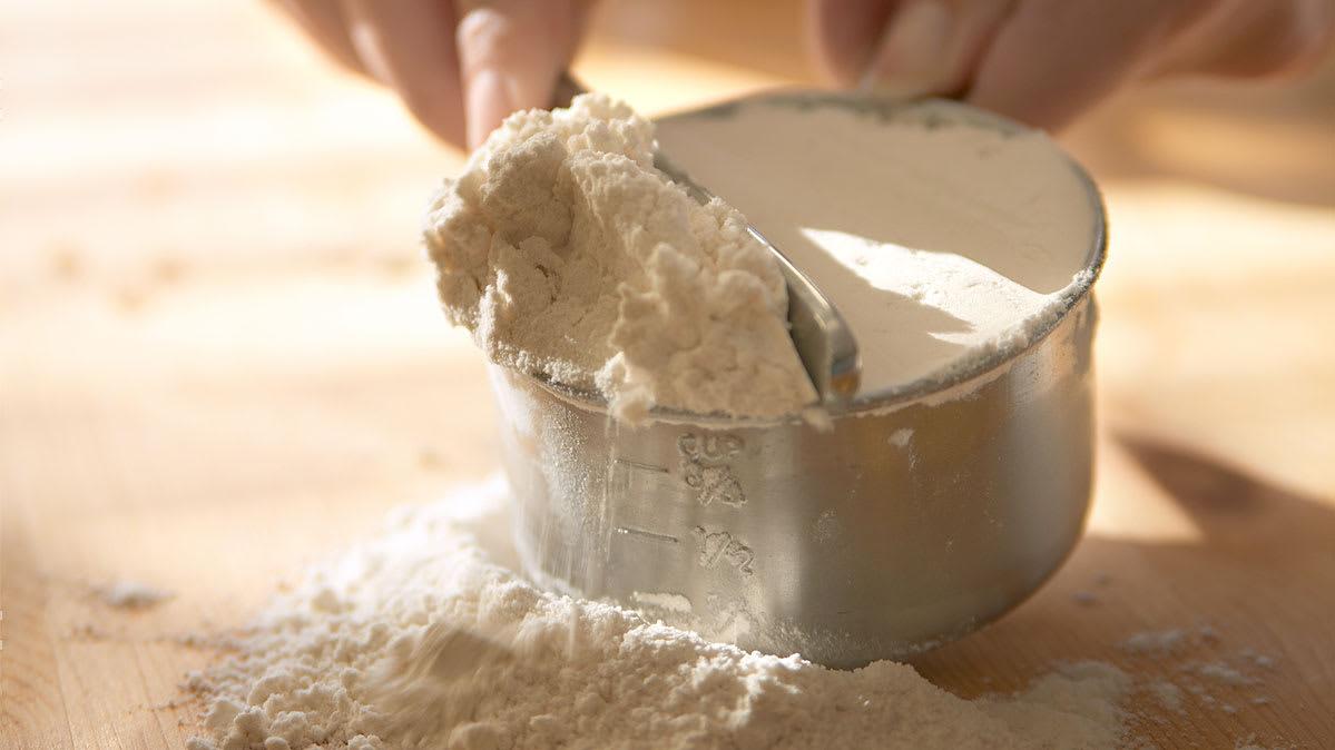 Two Major Brands Recall Flour Because of E. Coli Concerns