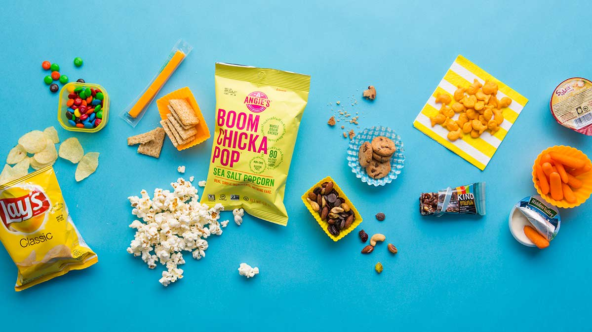 Try These Healthy Snack Ideas for Kids - Consumer Reports