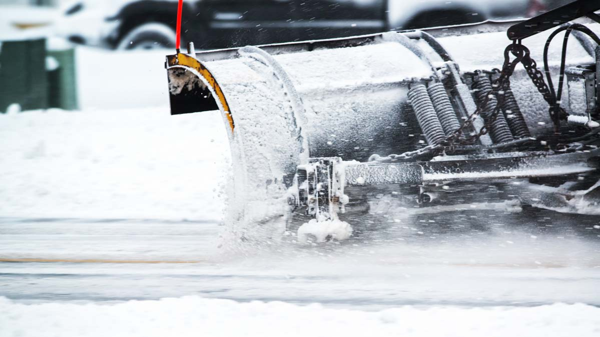 Clear The Snow Pile At The End Of Your Driveway Consumer