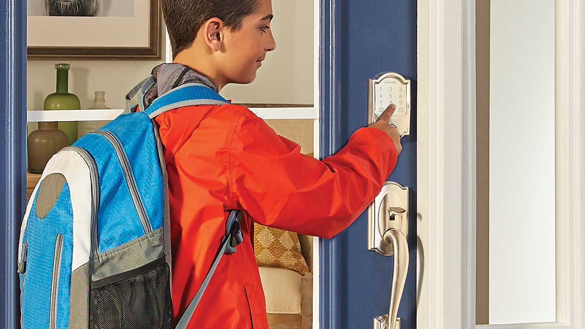 New Smart Locks Make It Easier To Keep Tabs On Home