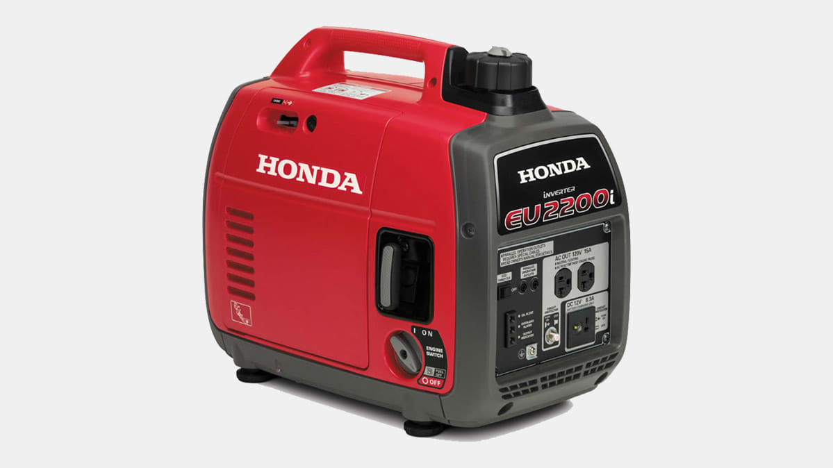 Honda Recalls 200,000 Inverter Generators - Consumer Reports