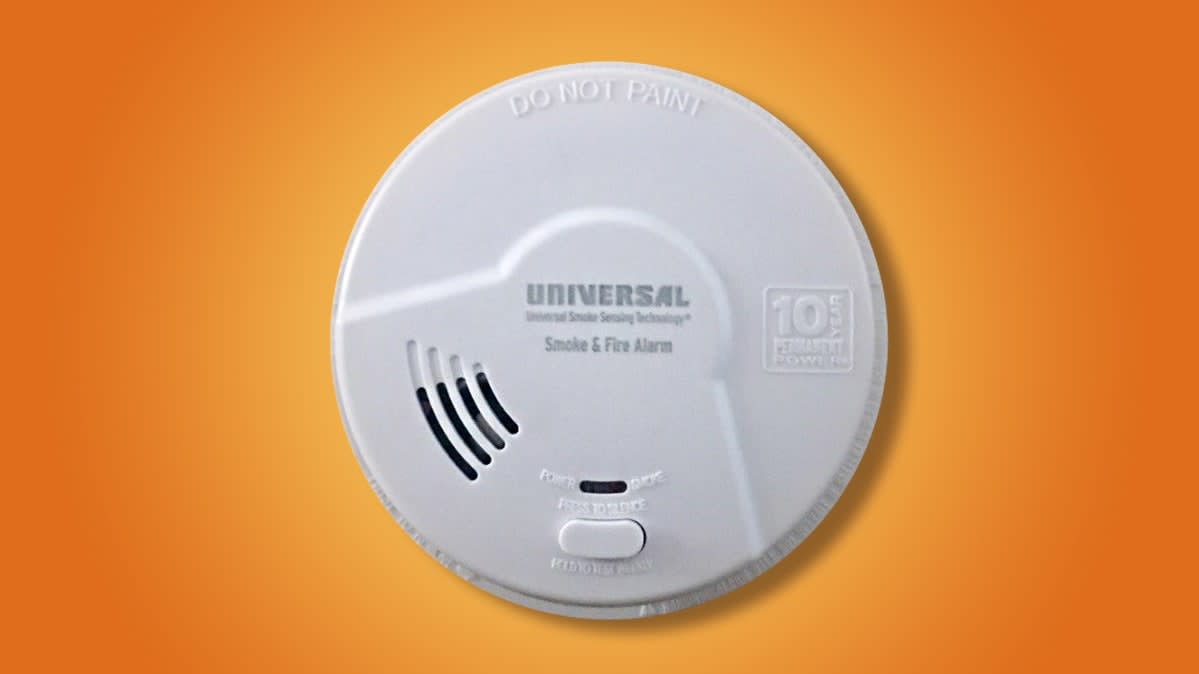universal security instruments smoke detector recall