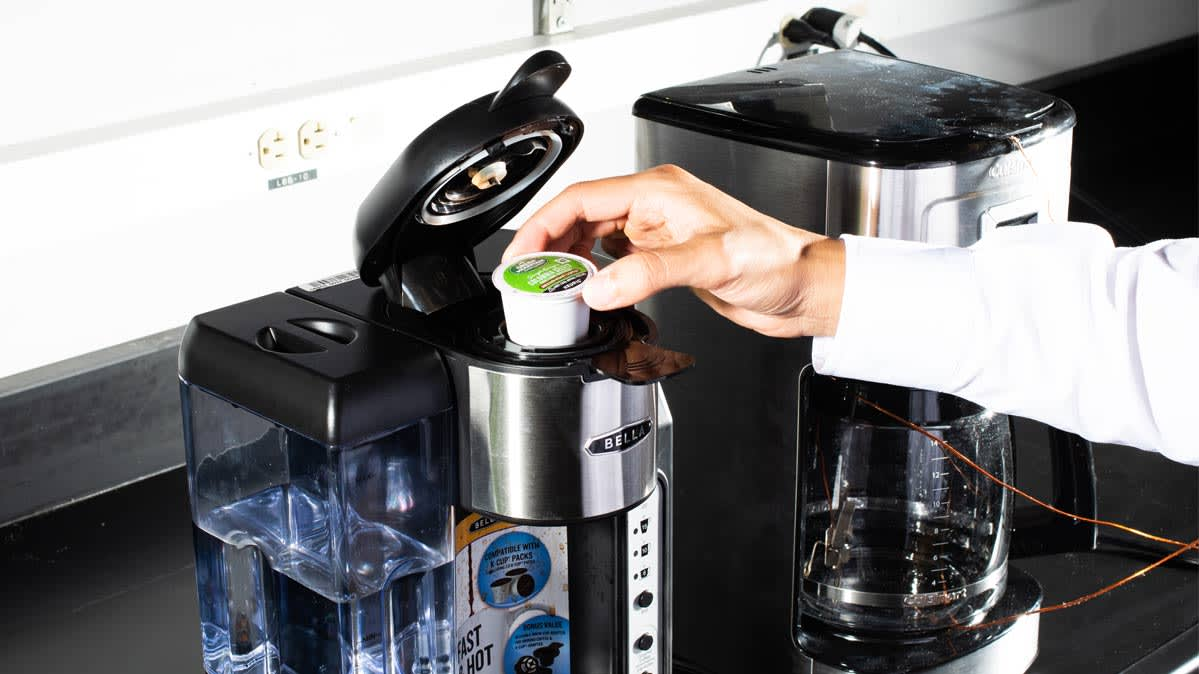 Best Pod Coffee Makers From Consumer Reports' Tests