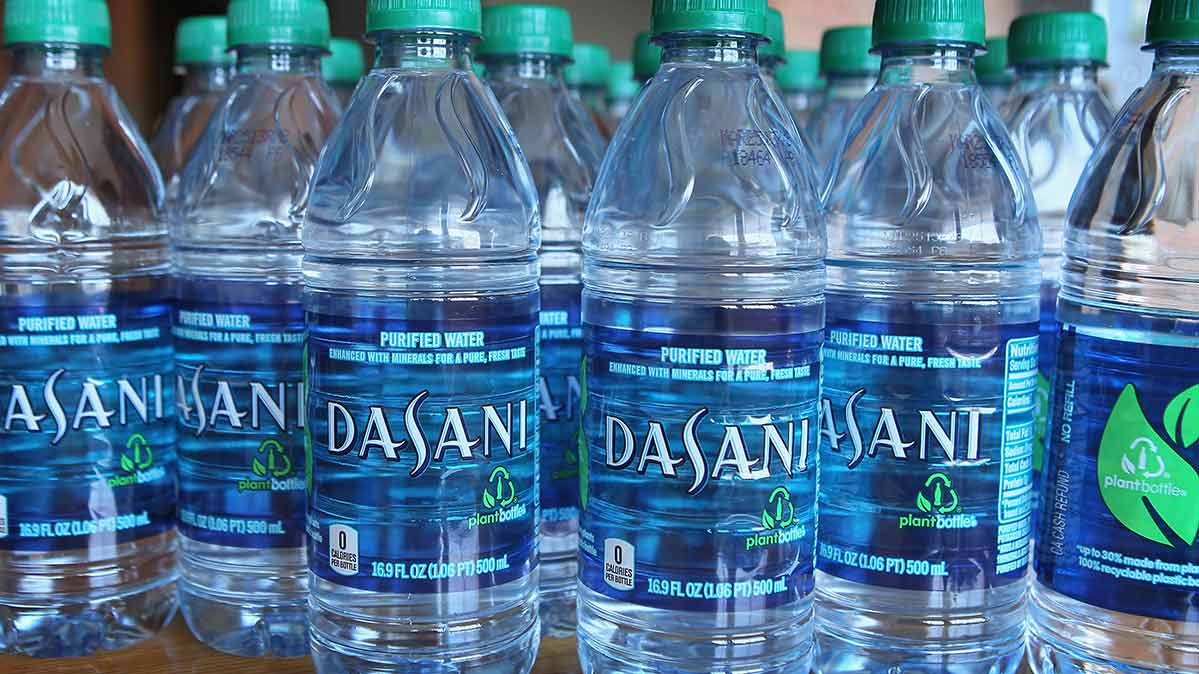 Some Dasani Bottled Water Contaminated by High Levels of Disinfectant Byproduct