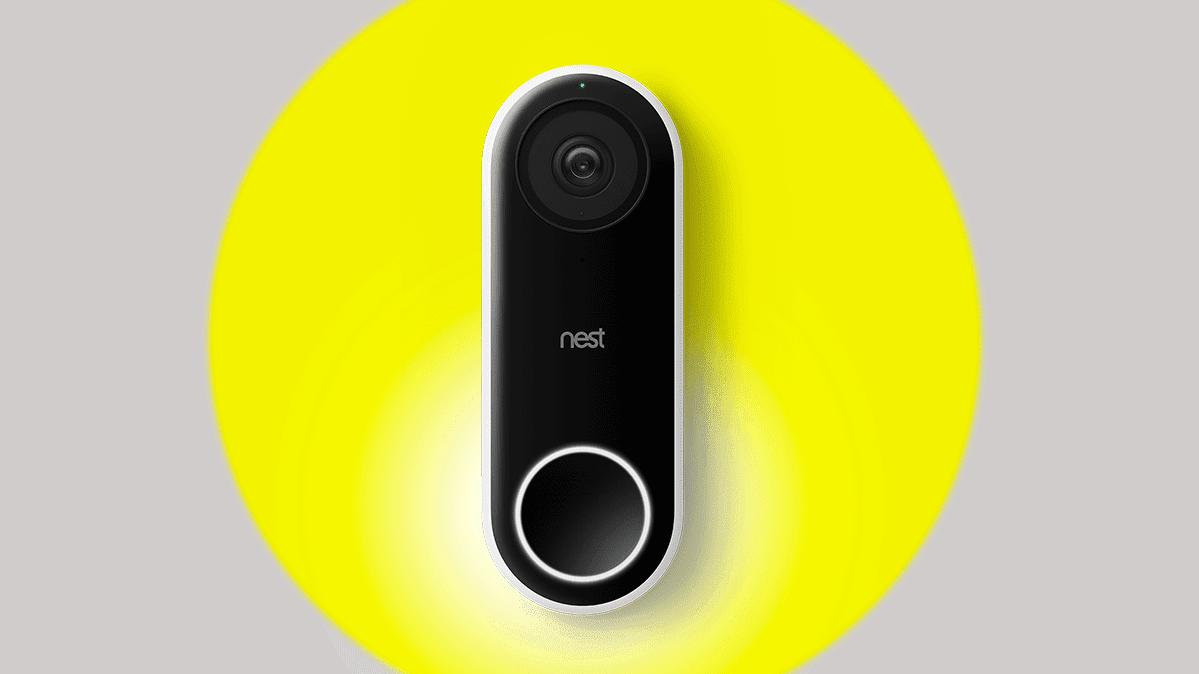 nest doorbell black friday 2020