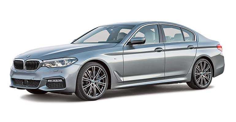 BMW 5 Series reliability