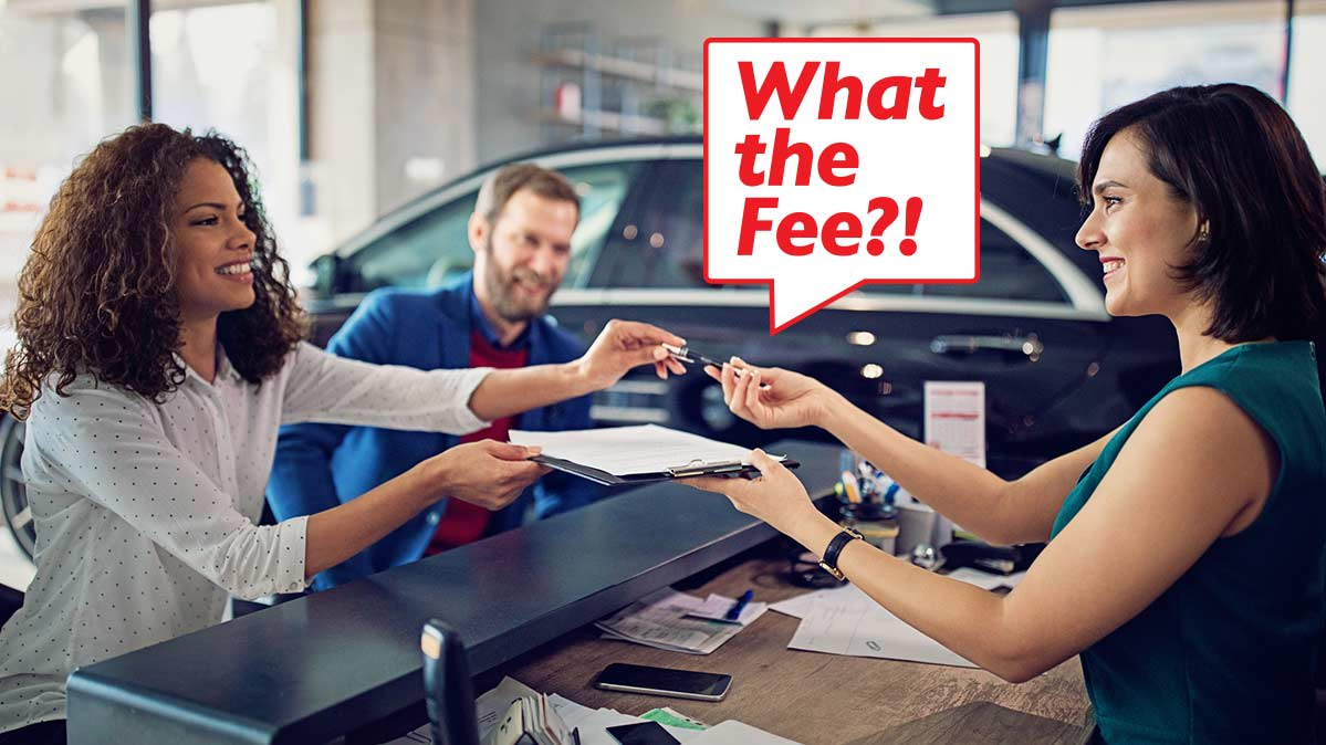 How to Avoid Car-Buying Fees