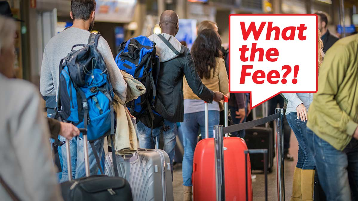 How to Avoid Airline Fees