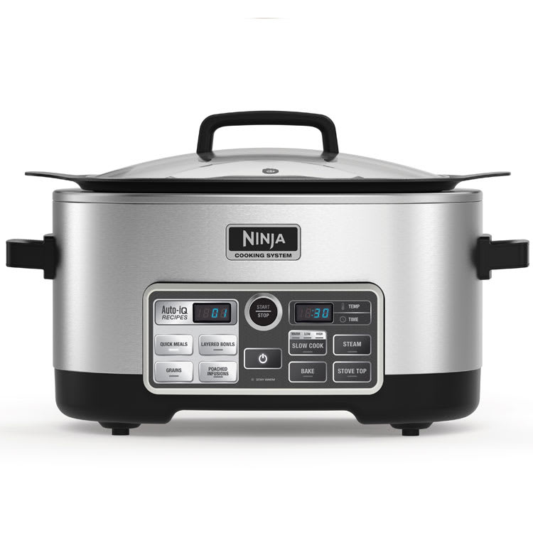 A multi-cooker without a pressure-cooker mode.