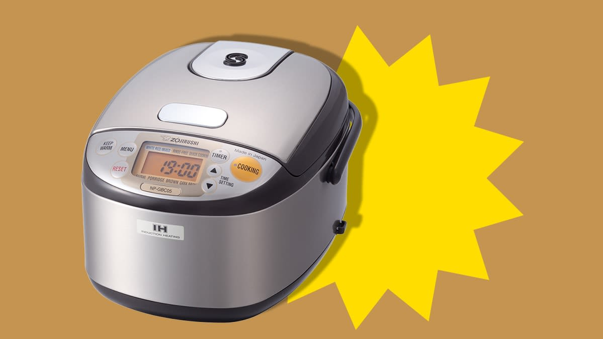 Is This Fancy Zojirushi Rice Cooker Worth $270?
