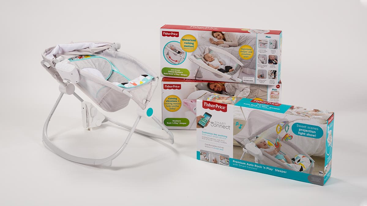 Guide to Recalled Infant Inclined Sleepers, Nappers, and Loungers