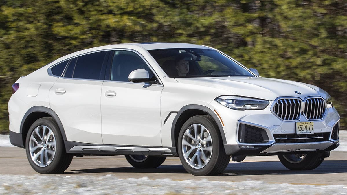 First Drive: 2020 BMW X6 SUV - Consumer Reports