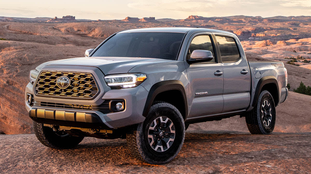 Popular cars to avoid include the Toyota Tacoma