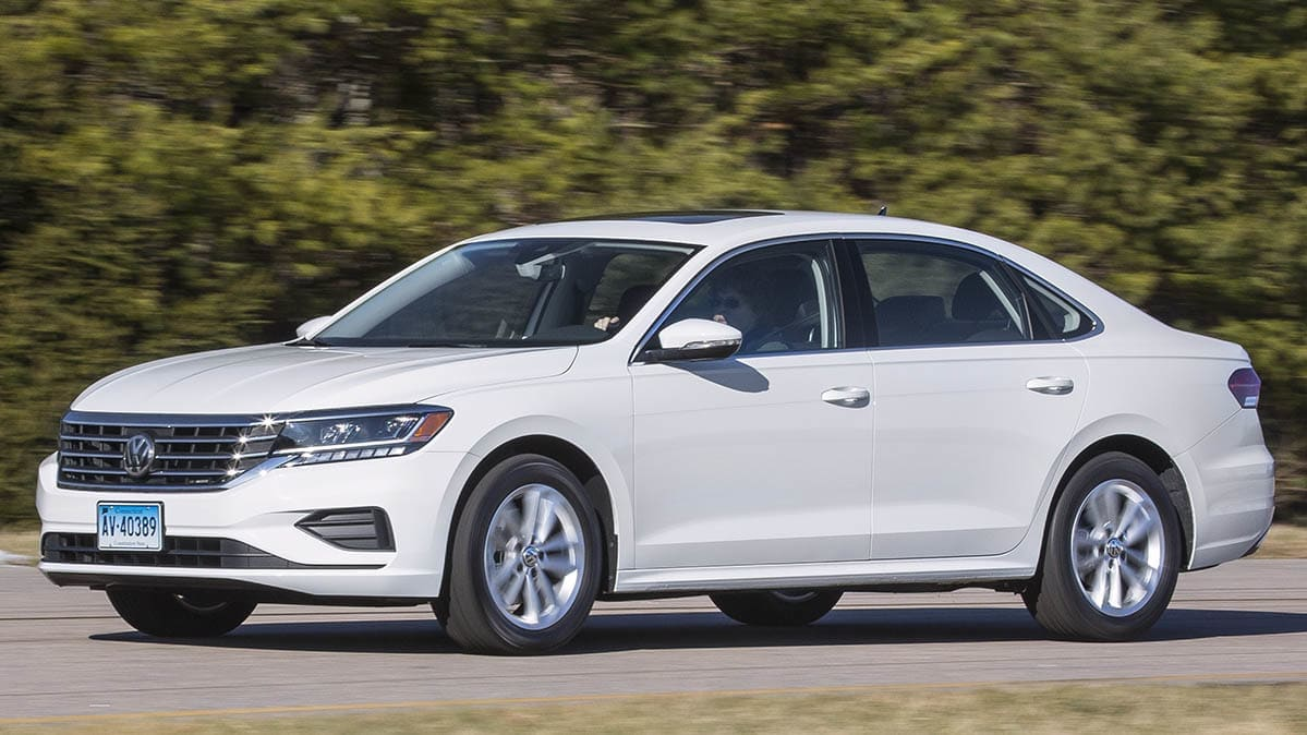First Drive: 2020 Volkswagen Passat Is New but Not That Improved