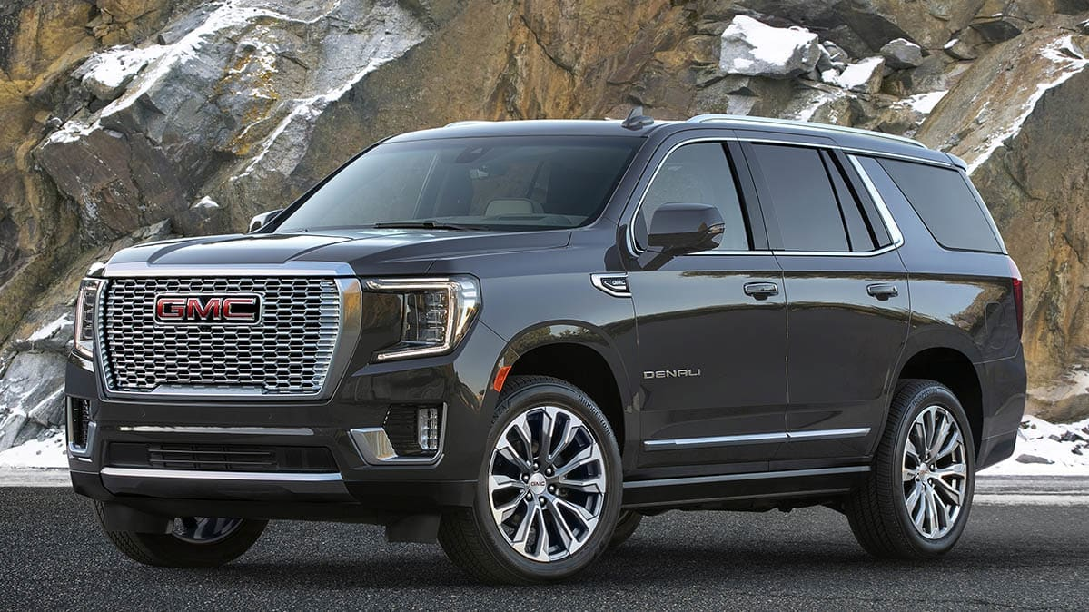 2021 GMC Yukon and Yukon XL Preview - Consumer Reports
