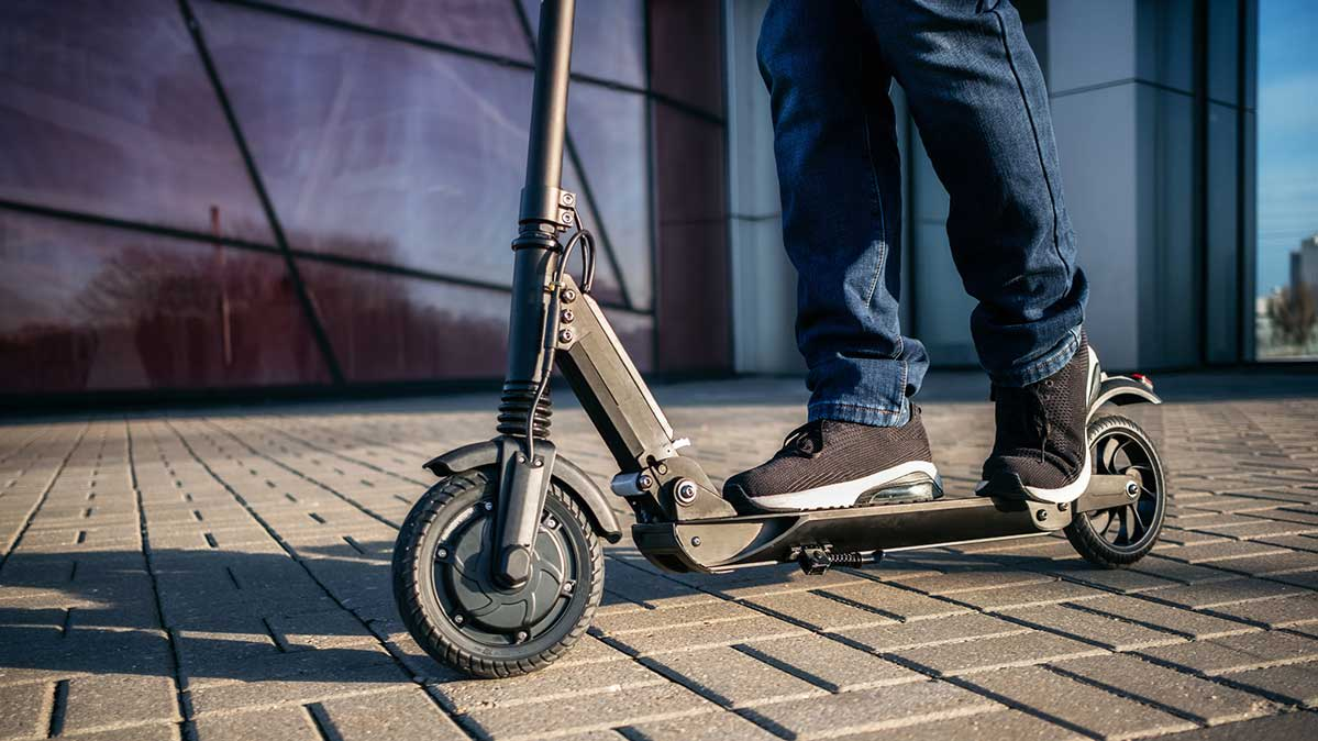 Electric scooter injuries surge along with their popularity
