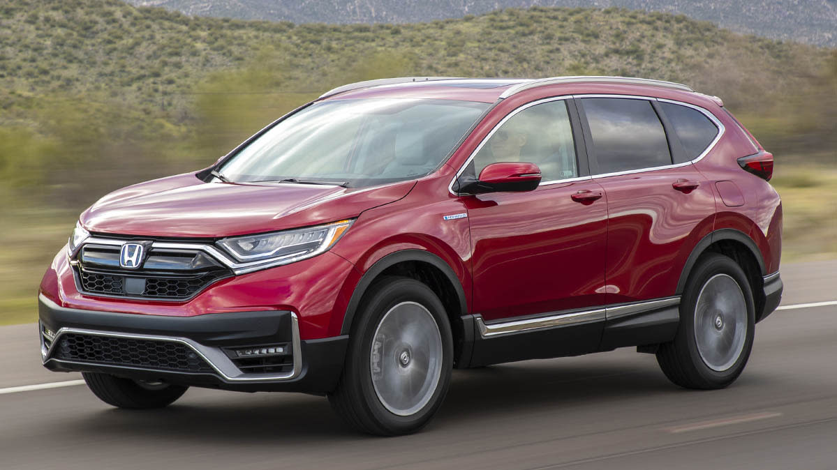 2020 Honda CR-V Hybrid First Drive - Consumer Reports