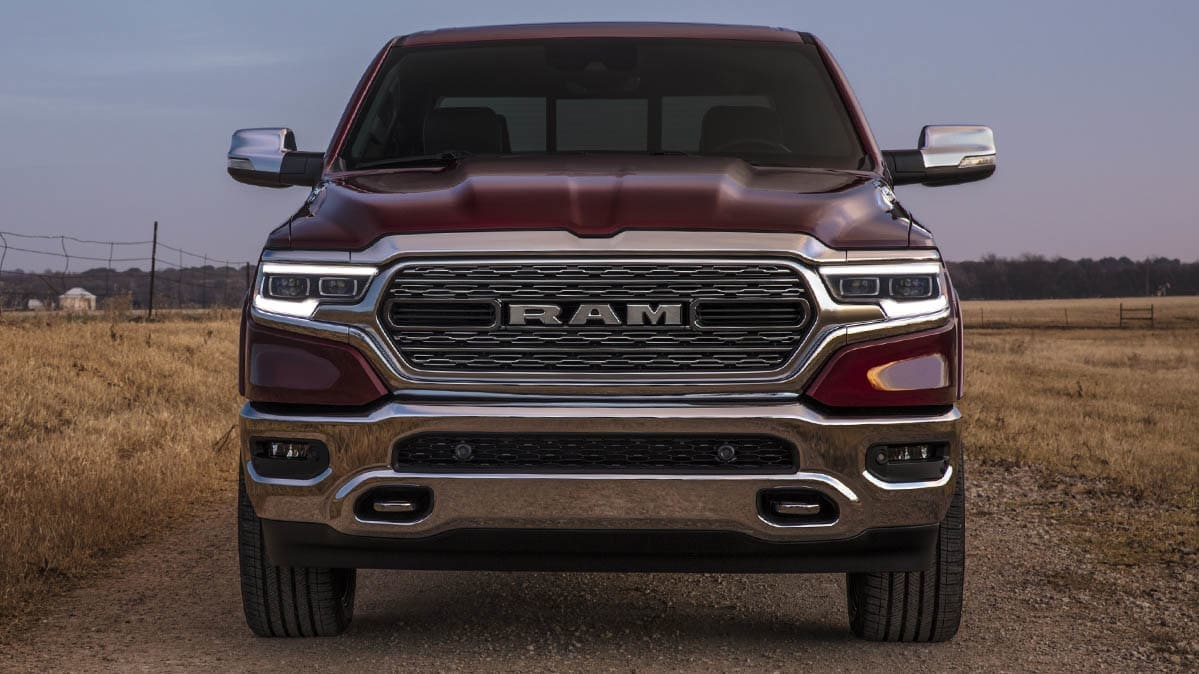 Ram 1500 — a vehicle included in a new recall about windshield wipers