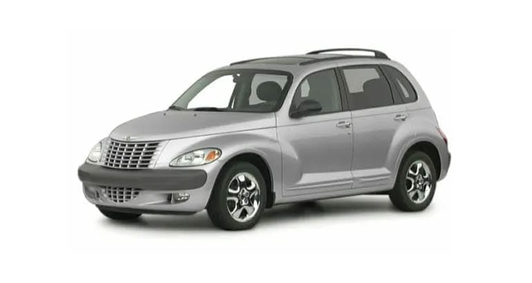 The 2001 Chrysler PT Cruiser is among the models most likely to need an engine rebuild.