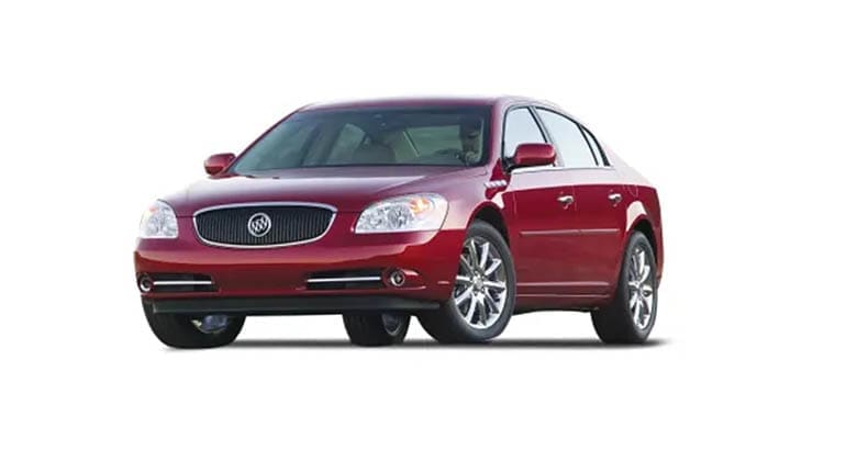 The 2006 Buick Lucerne is among the models most likely to need an engine rebuild.