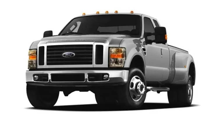 The 2008 Ford F-350 is among the models most likely to need an engine rebuild.