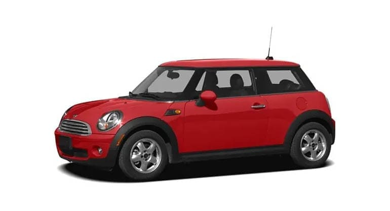 The 2008 Mini Cooper and Clubman are among the models most likely to need an engine rebuild.