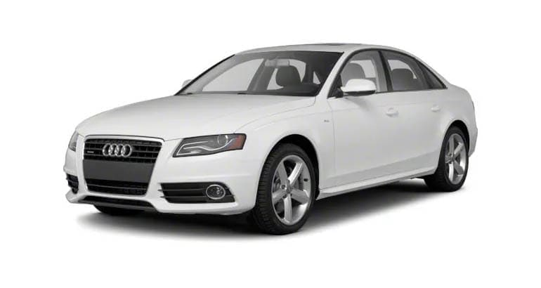 The 2010 Audi A4 is among the models most likely to need an engine rebuild.