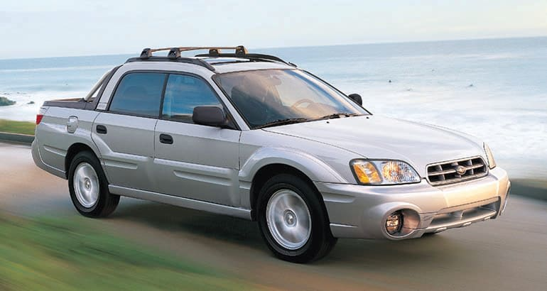 Subaru Baja is among the Cars Most Likely to Need a Head Gasket Replacement