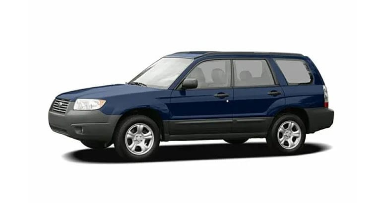 2006 Subaru Forester is among the Cars Most Likely to Need a Head Gasket Replacement