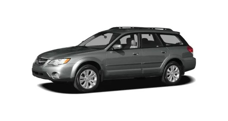2007 Subaru Outback is among the Cars Most Likely to Need a Head Gasket Replacement