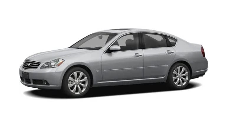 2008 Infiniti M is among the Cars Most Likely to Need a Head Gasket Replacement