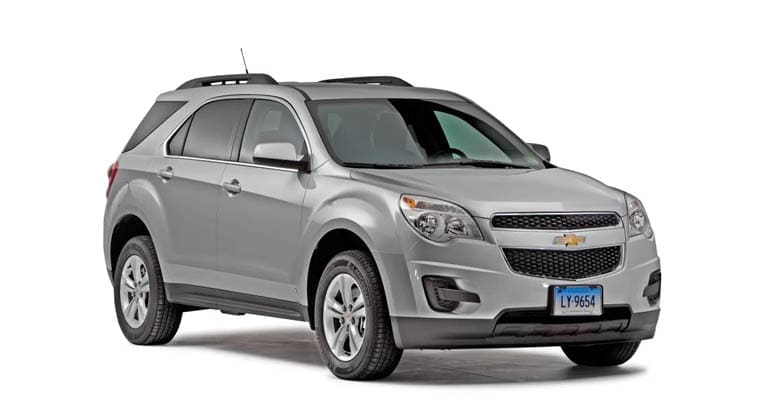 The 2010 Chevrolet Equinox is among the models most likely to need a transmission replacement.