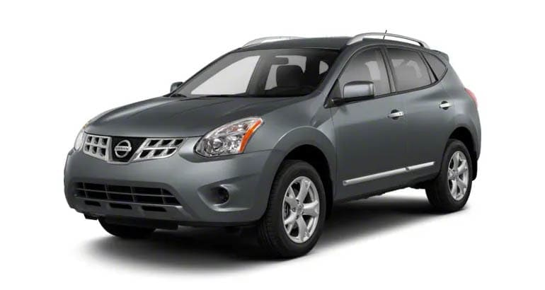 The 2012 Nissan Rogue is among the models most likely to need a transmission replacement.